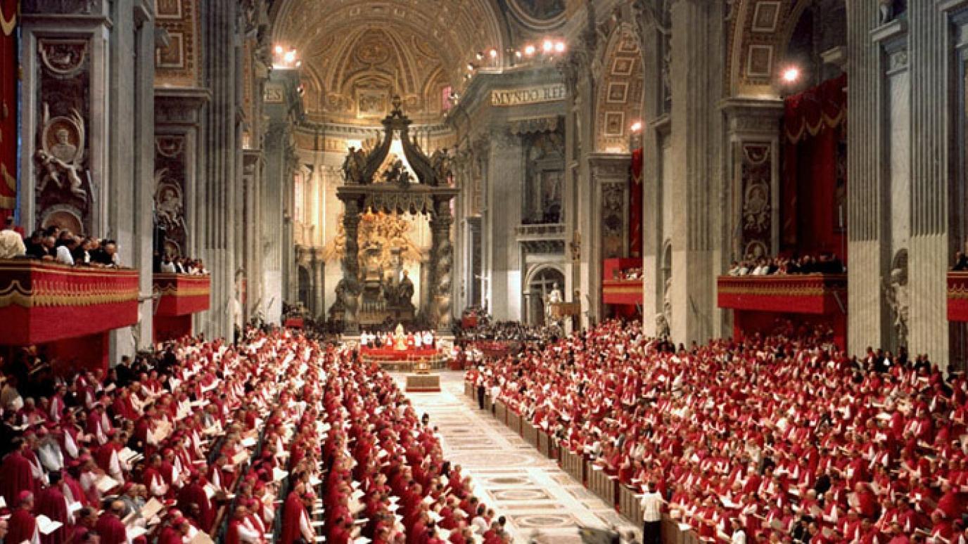 Sinopse dos erros atribuídos ao Concílio Vaticano II - Espanha e Portugal