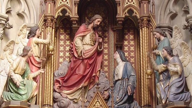 Primer viernes de mes dedicado a honrar y desagraviar al Sagrado Corázón de  Jesús - España y Portugal